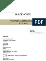 Blackhouse Scotland
