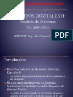 Análisis de Sistemas Secuenciales