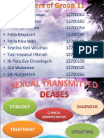 Sexual Transmitted Disease