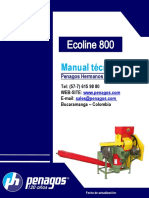 Manual Tecnico Eco 800