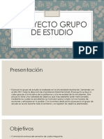 Proyecto Grupo de Estudio 23
