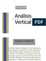 Anlisis Horizontal y Vertical Presentacin 12112122