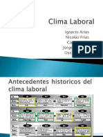 Clima Laboral Final