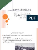 Varios-Gen Del 80, Lainez, Avellaneda - 2da
