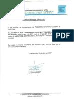 Certificado Manu