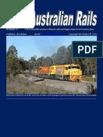 West Australian Rails 2017-06