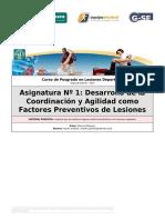 1 Desarrollo de Coordinación y Agilidad Como Factores Preventivos de Lesiones