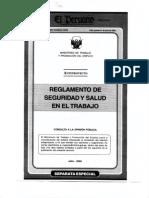 Anteproyecto Del DS 009-2005-TR