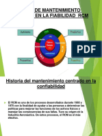 Presentacion Sistema RCM