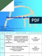 Ejemplo de Un Proyecto - Fyep