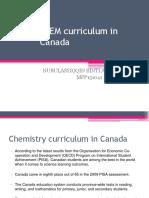 Curriculum in Canada