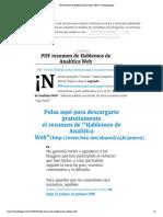 PDF resumen de Hablemos de Analítica Web _ @tristanelosegui