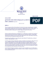 3. Sutherland Global Services vs. Labrador