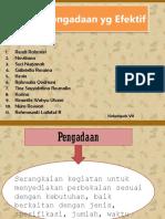 Sistem Pengadaan Yg Efektif PPT