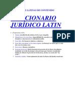 Diccionario Latin - b