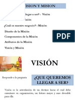 Vision Mision