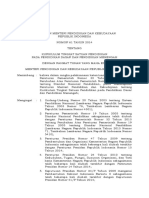 Permendikbud Nomor 61 Tahun 2014 - Pedoman Pengembangan Kurikulum 2013.pdf