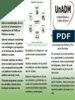 folleto UnADM