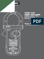 Amp 330 Amp 330 Eur Manual En
