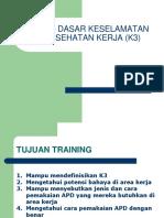 4. Dasar K3 Basic Ver 2