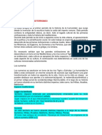 Informe Historia Antigua