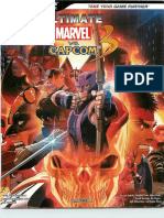 Ultimate Marvel vs Capcom 3 Official Guide