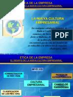 2.La Nueva Cultura Empresarial