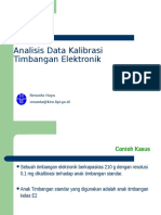 266318137 Analisi Data Kalibrasi