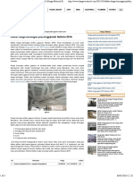 Daftar Harga Borongan Plafon Gypsum Terbaru 2016 _ Harga Material Bahan Bangunan