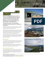 Steel Framing Systems Brisbane Case Study