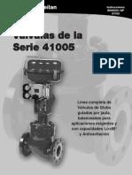Instrucciones 41005