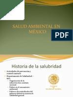 8 salud ambiental en méxico.ppt