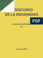 El discurso de la indianidad.pdf
