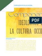 COMPONENTES IDEOLÓGICOS EN LA CULTURA OCCIDENTAL.doc