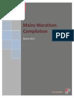 March Compilation Mains Marathon