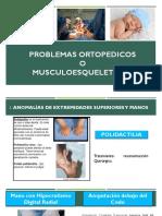 Problemas Ortopedicos