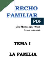 Diplomado Dercho de Familia 1