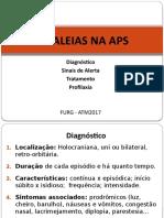 Cefaleias Na Atenção Primária em Saúde