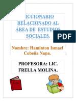 Diccionario.