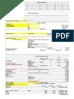 Proyecto de Inversión Costos MAC112
