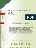 RESOLUCION 1445 DE 2006.pptx