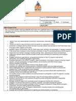 Lead Community Solar Energy Advocate Job Description