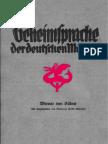 Buelow, Werner von - Die Geheimsprache der deutschen Maerchen - Maerchendeutungen durch Runen (1925, 113 S., Scan, Fraktur).pdf