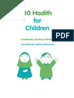 English_30_Hadith_for_Children.pdf