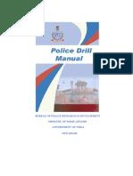 Police Drill Manual PDF