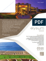 Elysium Resort & Spa - Fact Sheet 2018 ENG Ver 18_1