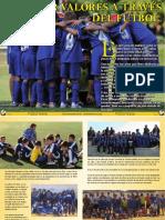 Educar Valores a Traves Del Futbol