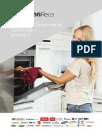 TECSA Parts for Appliances