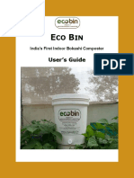 Ecobin User Guide