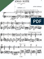 Astor Piazzolla - Tango Suite (1-4, 2Git)